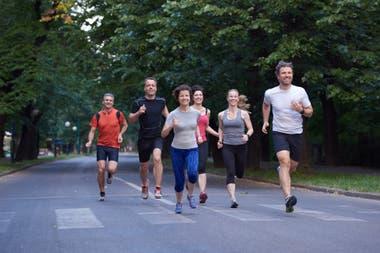 adelgazar corriendo media hora despues