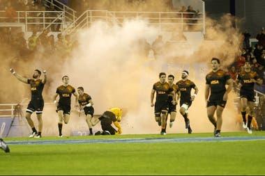 Jaguares, una explosión de rugby