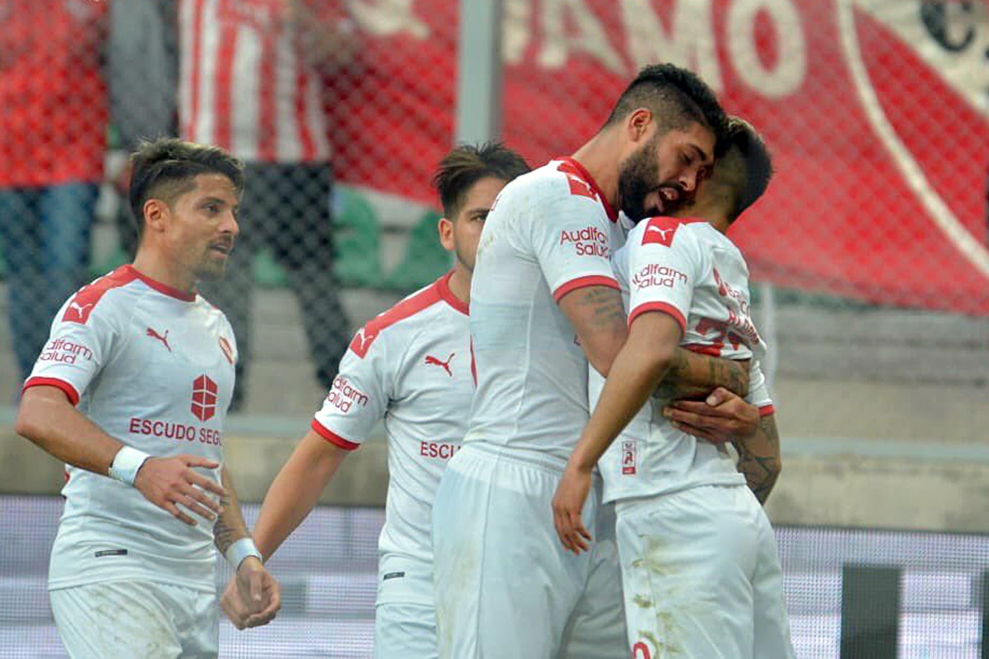 Independiente-Patronato, por la Copa Argentina: el Rojo ganó y avanzó a los octavos de final