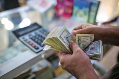El dólar bolsa subió menos que la vaca con garantía de preñez