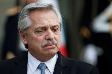 """El Presidente advirtió que """"los líderes"""" de las naciones que visitó durante su gira por Europa se sintieron """"defraudados"""" con Mauricio Macri"""