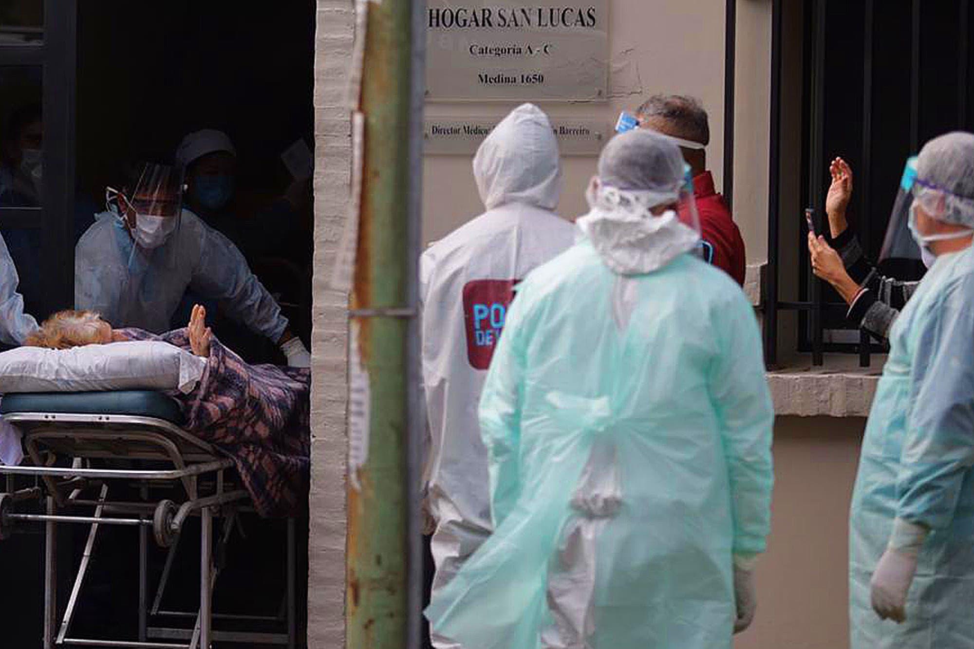 Coronavirus en la Argentina: la Ciudad prevé testear al personal de los geriátricos