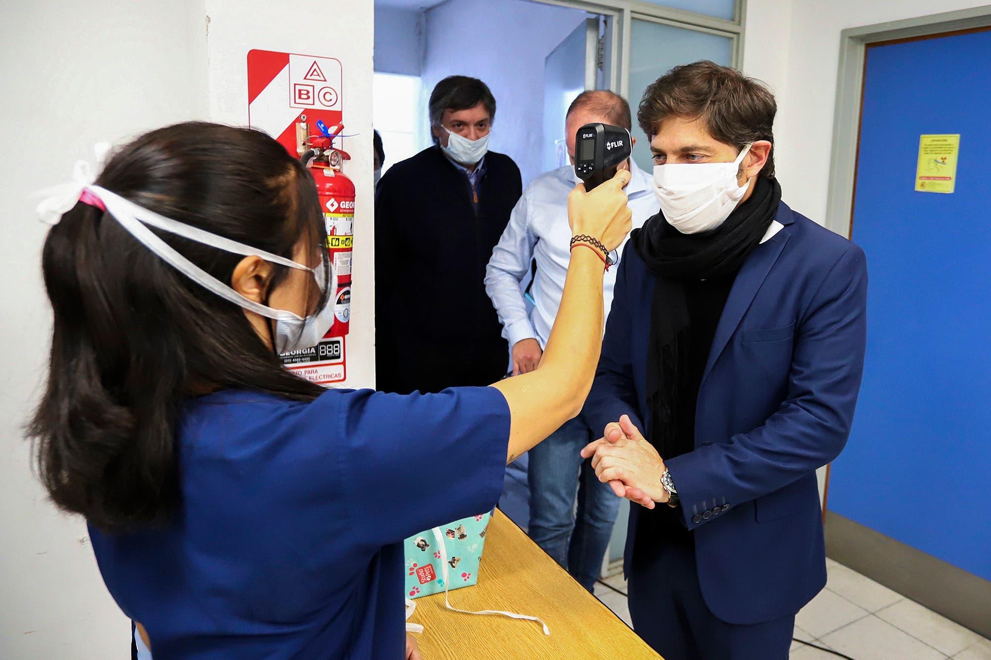 Coronavirus en la Argentina: más de la mitad de los municipios bonaerenses pidieron excepciones para flexibilizar la cuarentena