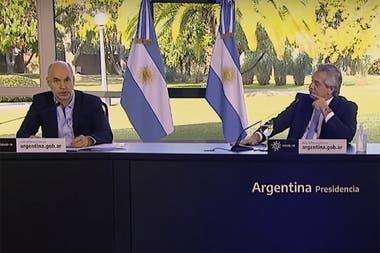 Horacio Rodríguez Larreta prepara el camino hacia 2023