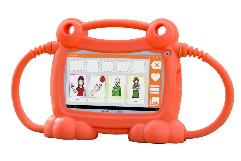 Proyecto OTTAA, la app cordobesa para ayudar a comunicarse a personas con autismo severo, parálisis o afasias