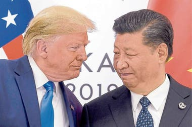 Donald Trump decided to take his confrontation with Chinese President Xi Jinping to the commercial arena