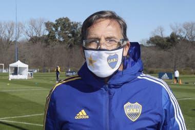 Para cuidarlo de un posible contagio, Boca sacaría a Miguel Ángel Russo de la burbuja sanitaria