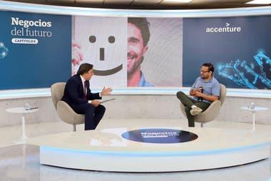 Cerezo dialogó con José Del Rio (LA NACION)