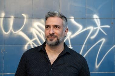 Mariano Taccagni, director y dramaturgo de Che, amor