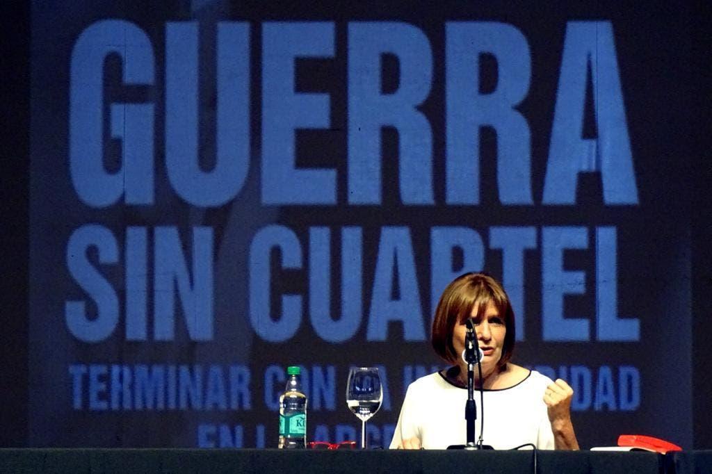 "La dura respuesta de Patricia Bullrich a Máximo Kirchner: ""No te distraigas"""