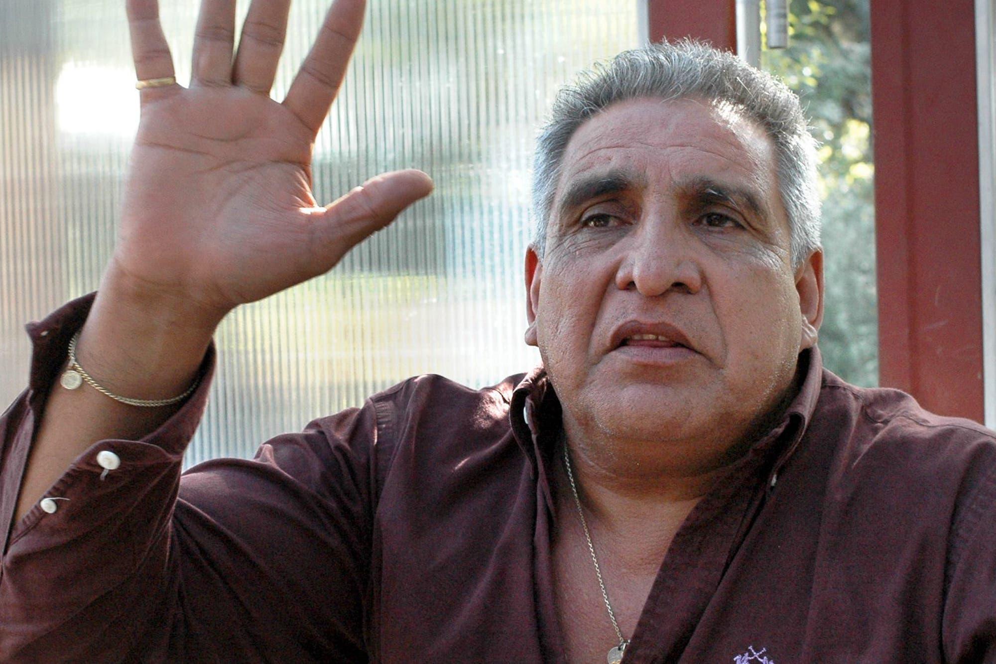 """Otorgan la excarcelación al """"Pata"""" Medina, pero le prohíben hacer actividad sindical en la Uocra"""