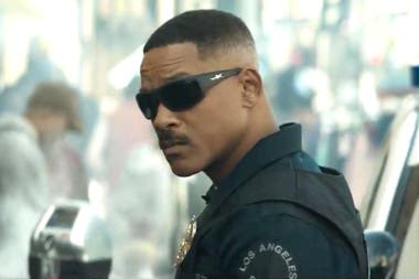 Will Smith en Bright