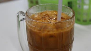 Thai Iced Tea, de Tailandia casi lo mejor.