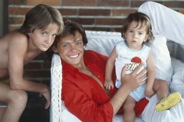 Poco se sabe del destino de los dos niños que crecieron a la sombra del exitoso cantante