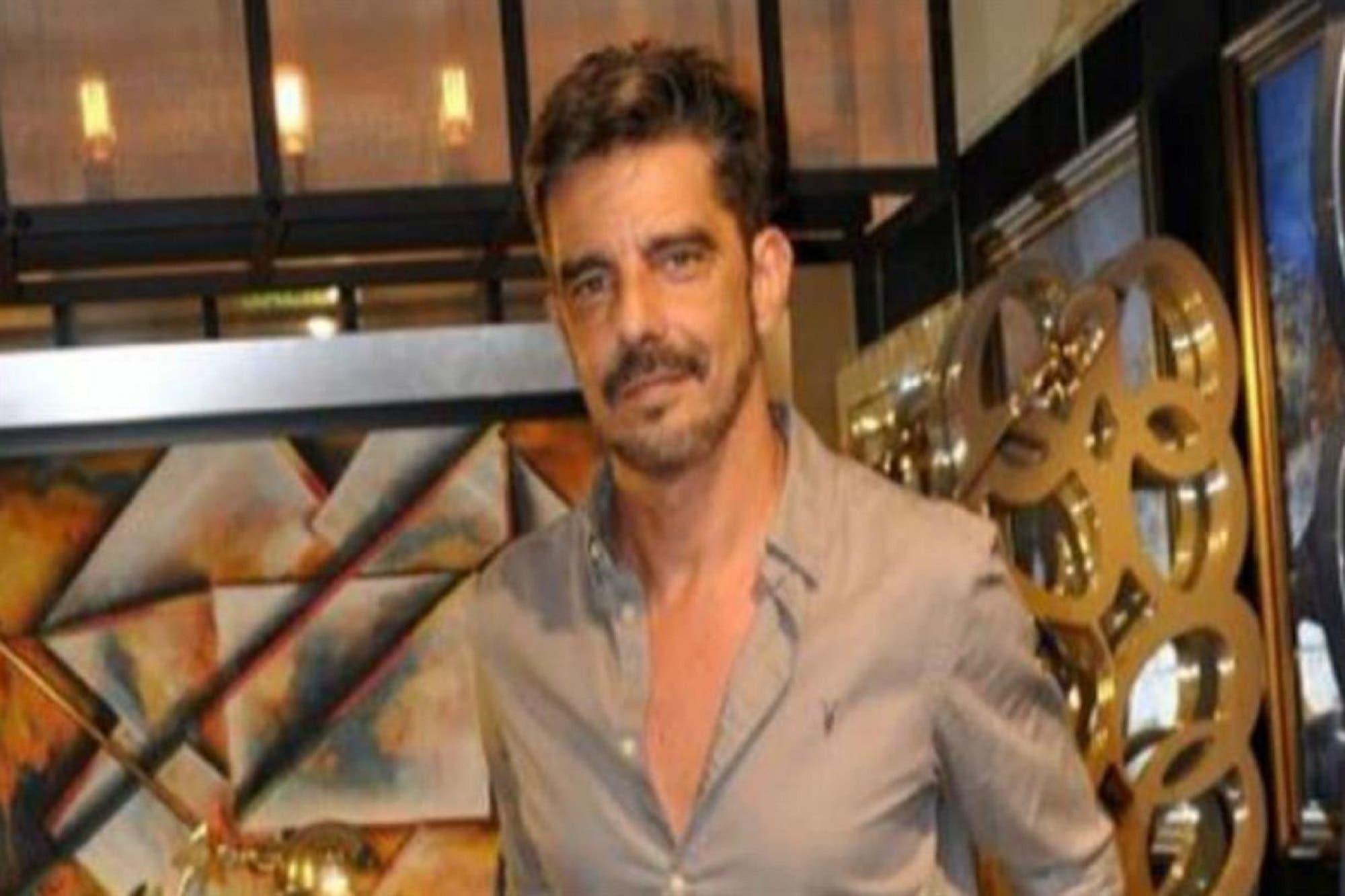 """Fabián Mazzei: """"Siciliani habló de mí porque se sintió acorralada por una supuesta infidelidad"""""""