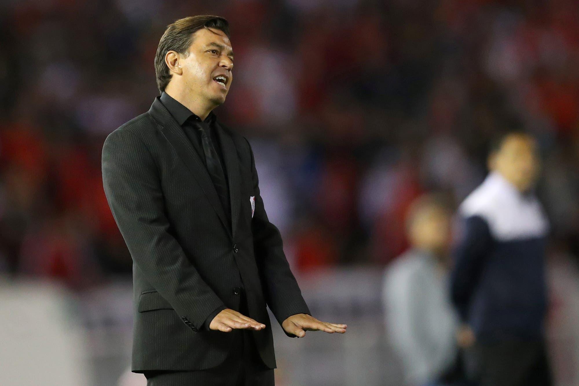 """Gallardo no pierde la confianza para dar el batacazo en Brasil: """"Que la gente crea porque tiene con qué creer en el equipo"""""""