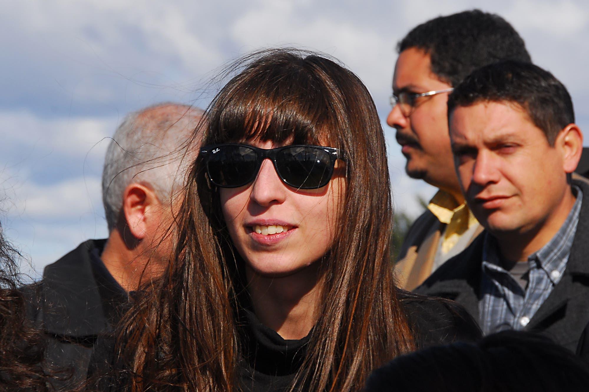 Cristina Kirchner explicó que su hija Florencia sufre un linfedema