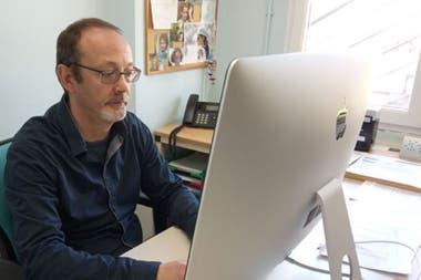 José Luis Gómez trabajó en el desarrollo de uno de los algoritmos que permitió obtener la célebre foto del agujero negro