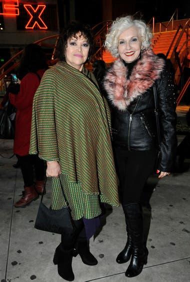 Dos de las grandes referentes del teatro musical, Susan Ferrer y Ana María Cores