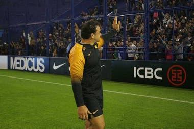 Agustín Creevy, el ex capitán de Jaguares que llegó a los 50 caps