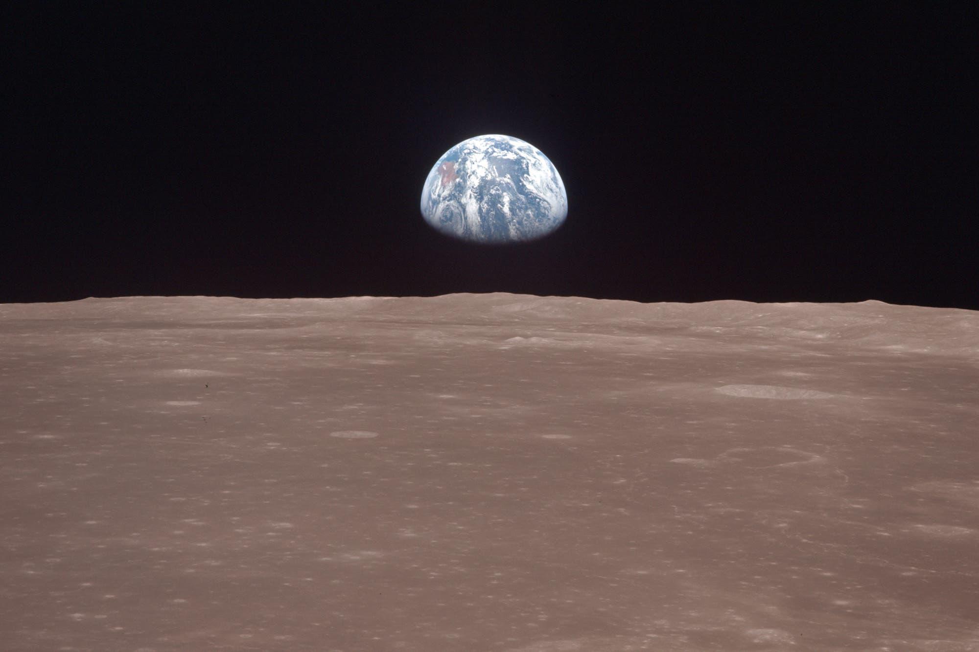 домашних фото земли с луны высокого разрешения наблюдают событиями