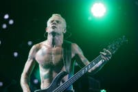 Sexo, drogas, robos y rock and roll: las memorias de Flea, de Red Hot Chili Peppers