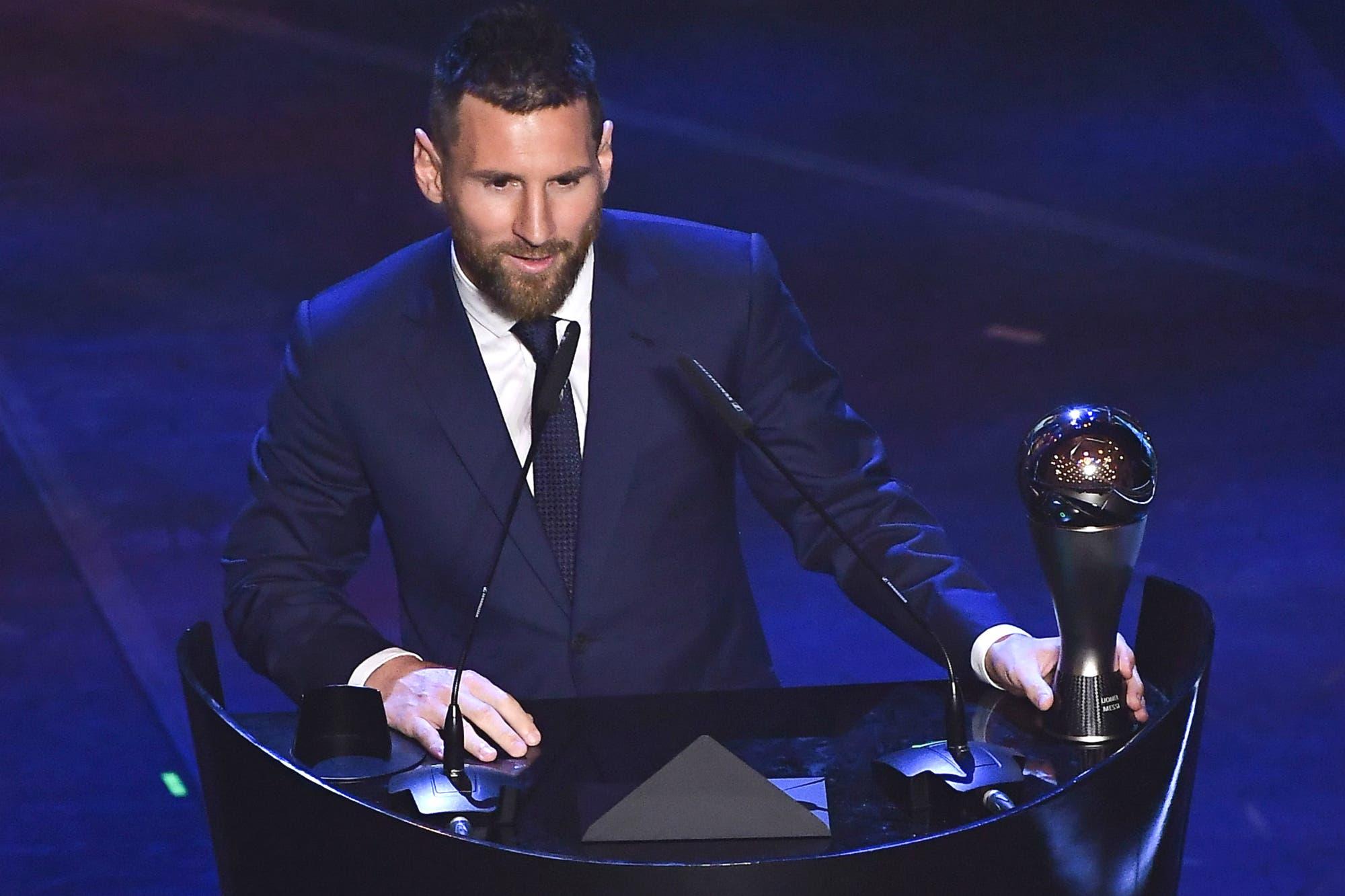 Lionel Messi es culpable de naturalizar lo extraordinario
