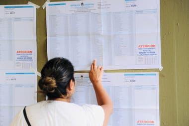 En las PASO de agosto la participación fue del 76,42%