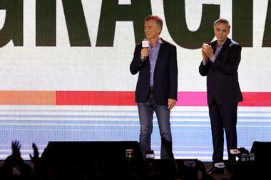 Macri reconoció la derrota e invitó a Alberto Fernández a un desayuno