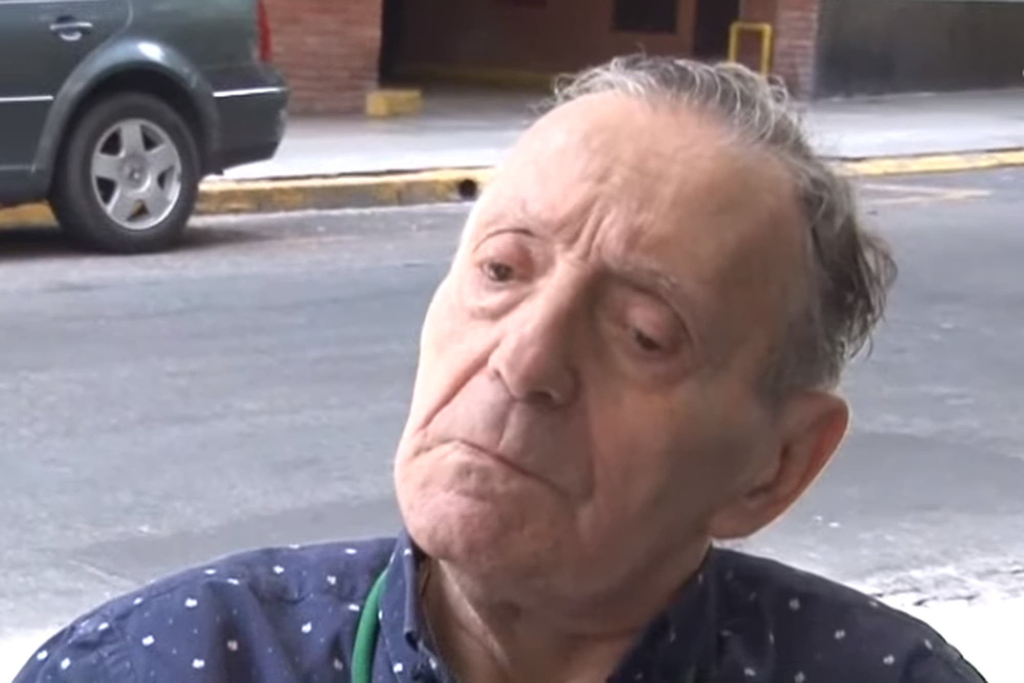 "Tristán desmintió a Cinthia Fernández: ""Nunca le he pegado a una mujer, nunca me he atrevido"""