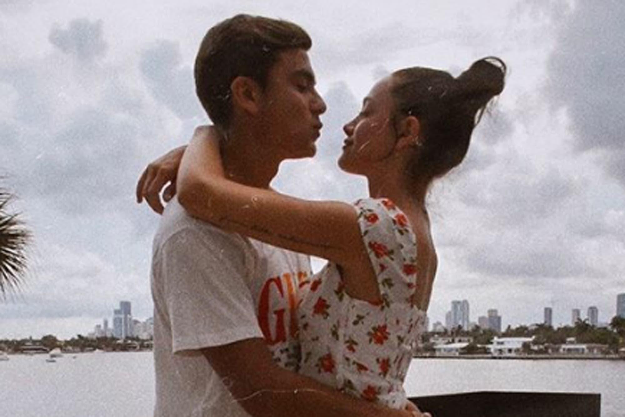El romántico posteo de Oriana Sabatini felicitando a Paulo Dybala por su cumpleaños