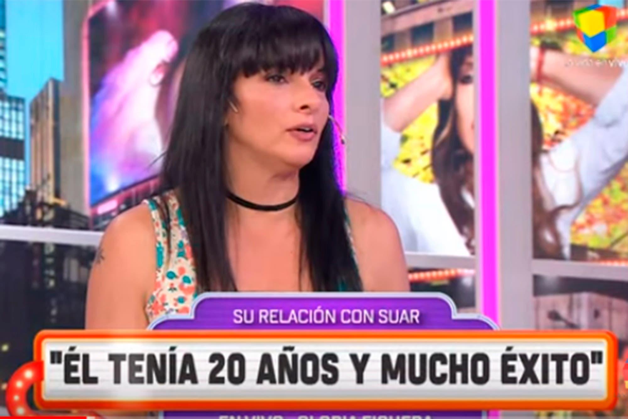 "Gloria Fichera, la primera novia de Adrián Suar: ""Me rompió el corazón"""