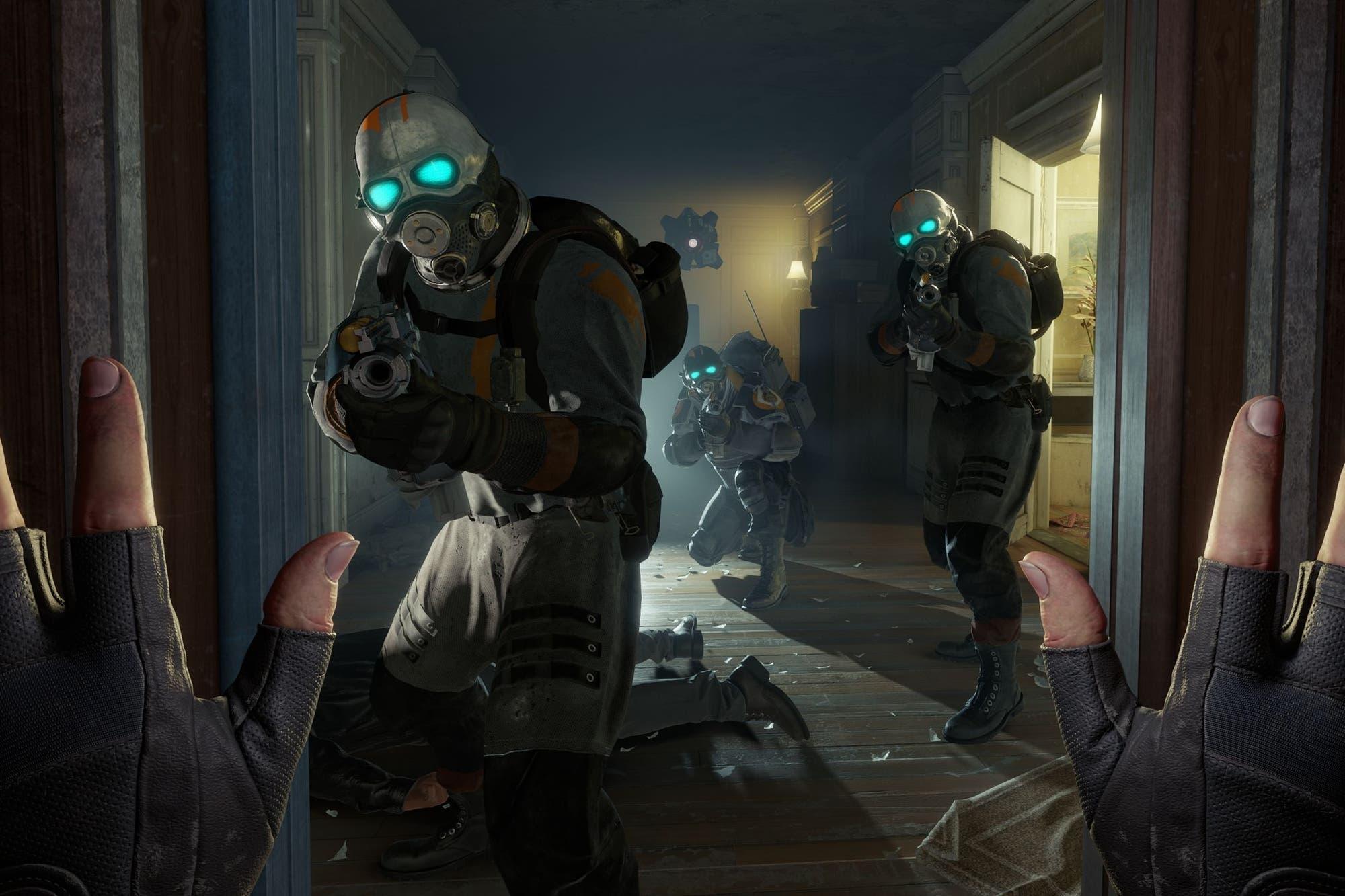 Así será Half-Life: Alyx, el videojuego de Valve para cascos de realidad virtual