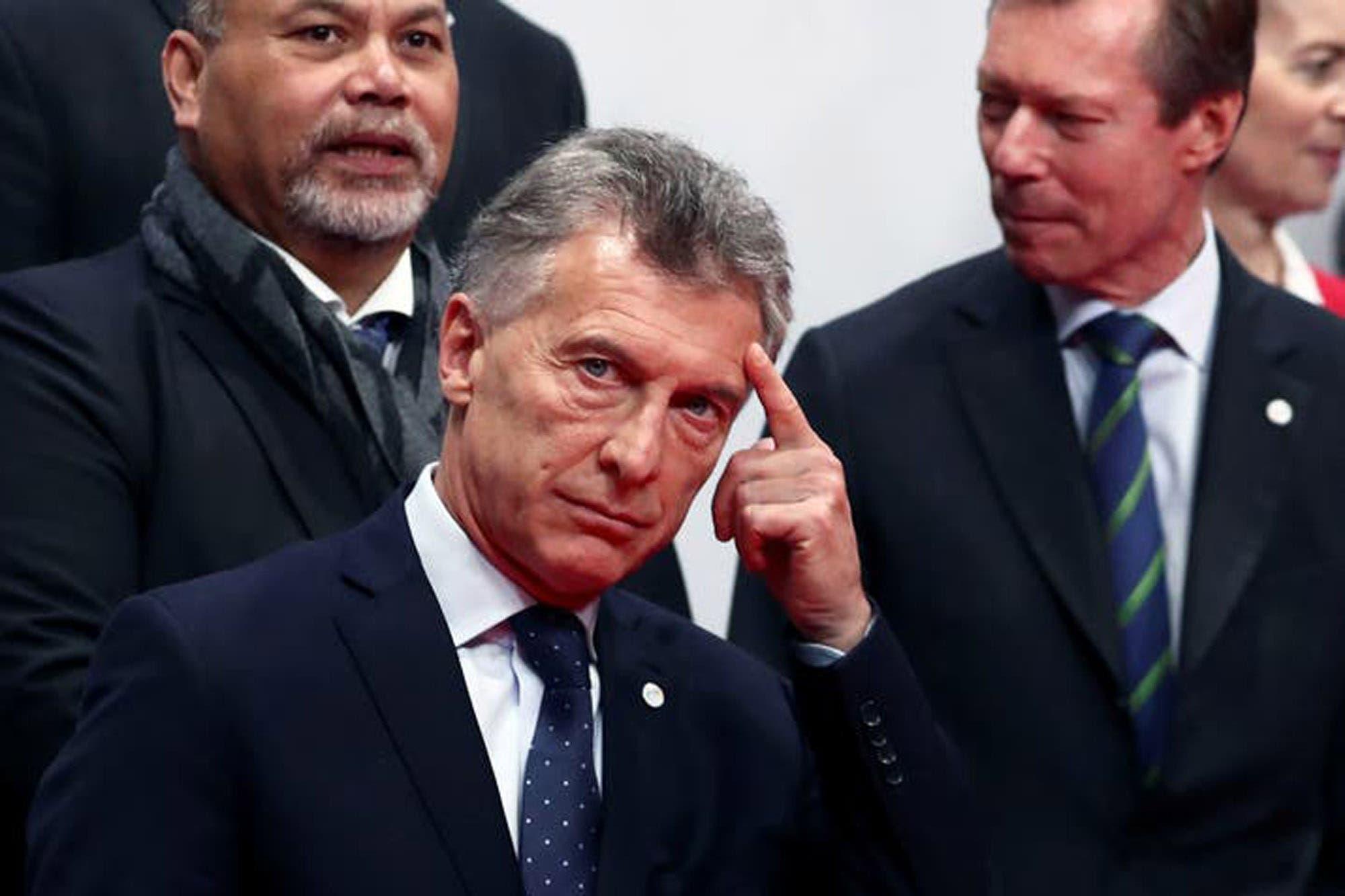 """""""Traición"""": Mauricio Macri habló sobre los diputados que se pasaron al kirchnerismo"""