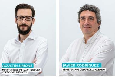 Simone y Rodríguez, Infraestructura y Desarrollo Agrario