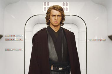 Hayden Christensen (Anakin Skywalker)