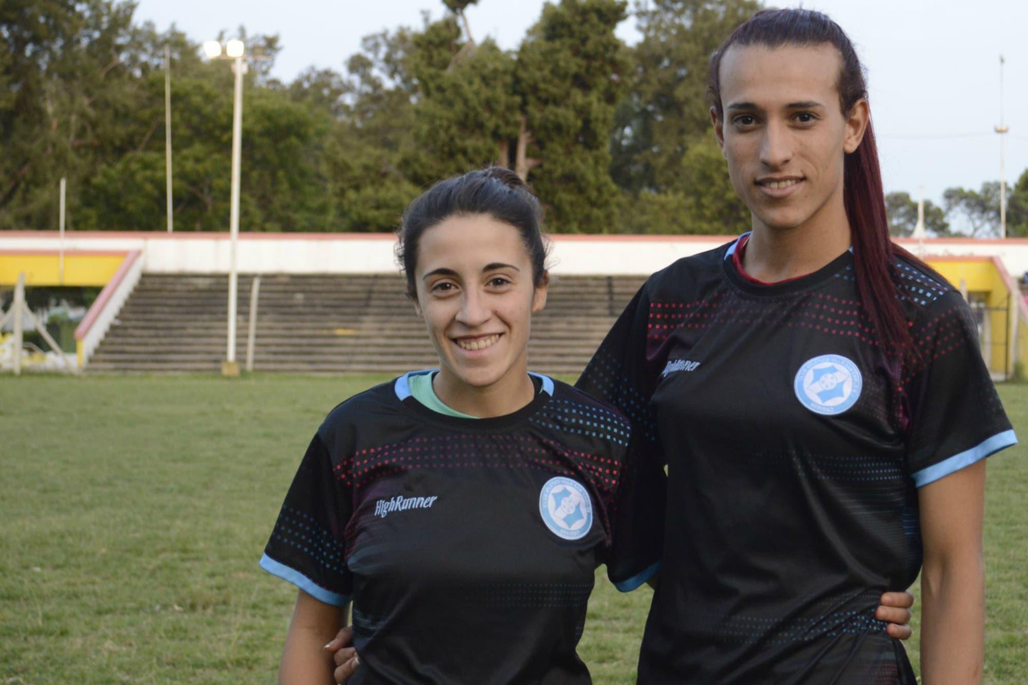 Fútbol femenino: Villa San Carlos sumó a la primera jugadora trans en el torneo de la AFA