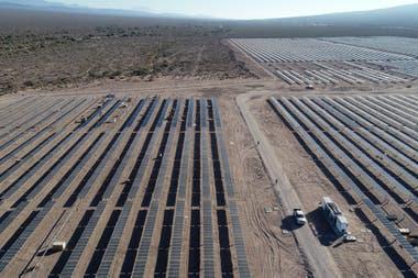Parque Solar Ullum IV