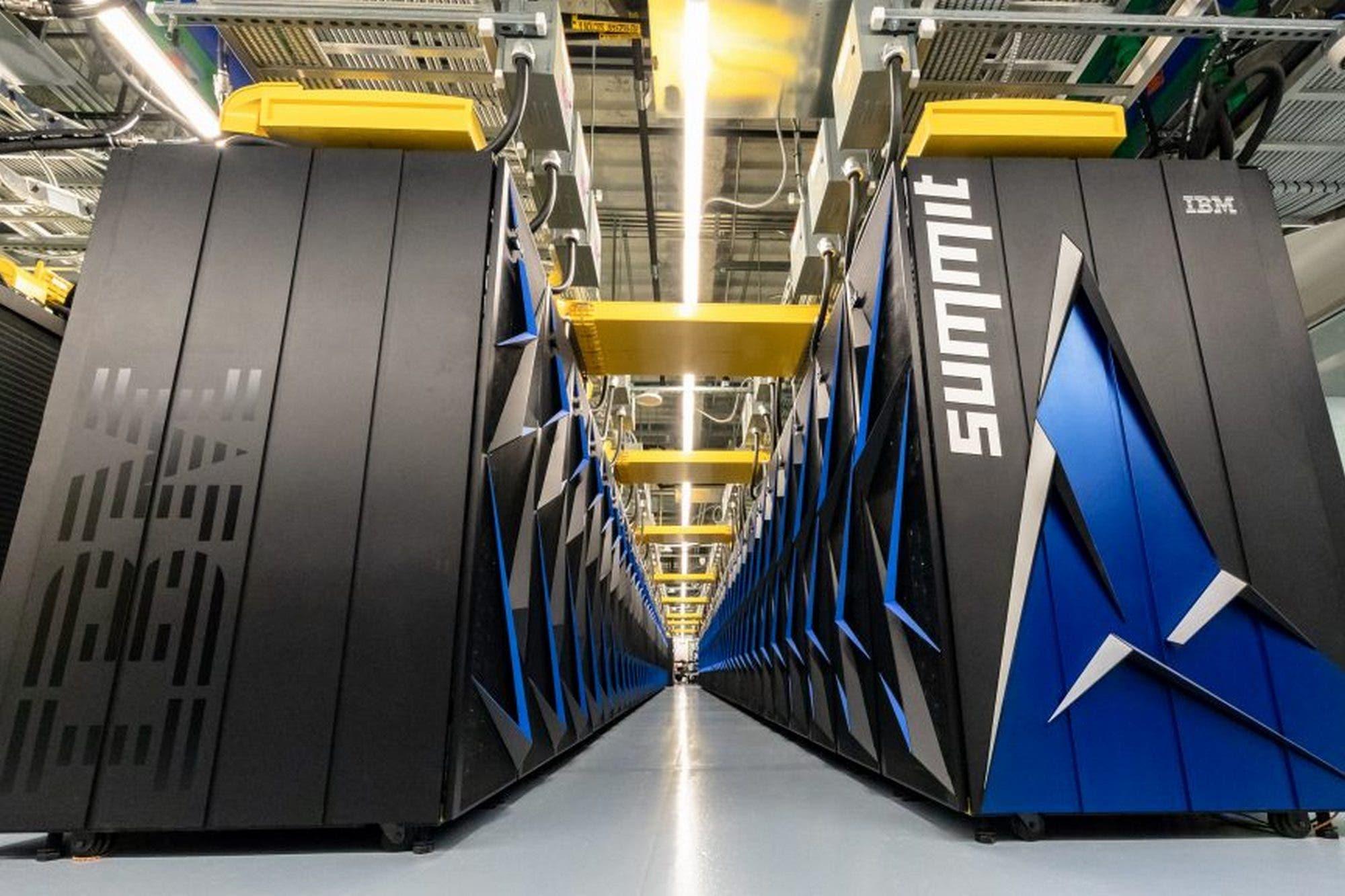 IBM Summit: la supercomputadora busca desarrollar tratamientos para combatir el coronavirus
