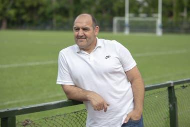 Mario Ledesma, head-coach de los Pumas