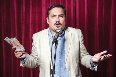Edgardo Pascualini (Funny Moeny).