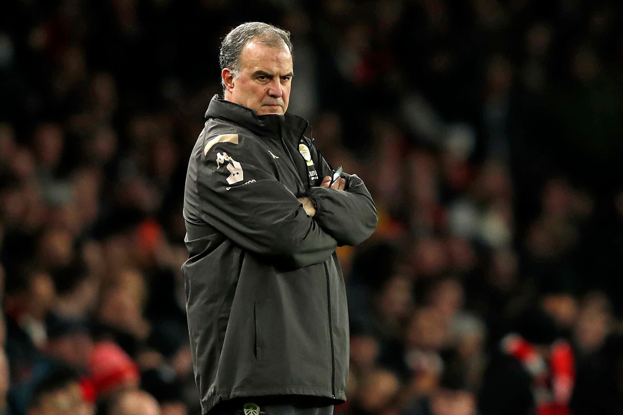 Leeds-Fulham, Championship: horario, TV y formaciones de un partido clave para el equipo de Marcelo Bielsa