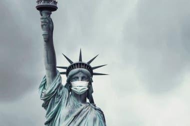 EE.UU. el miércoles pasó la barrera simbólica de 100.000 muertos