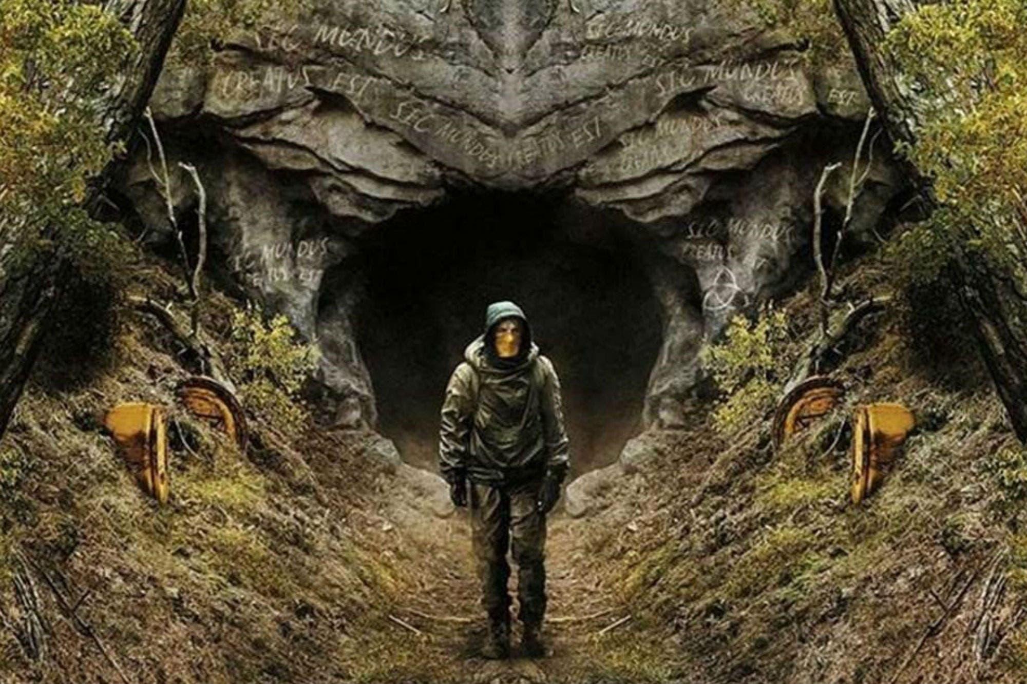 Dark: una fanática de la serie de Netflix visitó las locaciones y sus fotos se volvieron virales