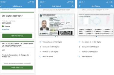 Cuáles son los requisitos para obtener la versión digital del Documento Nacional de Identidad y cómo se descarga al celular