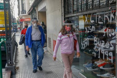 Desde el lunes se abrirán nuevas zonas comerciales en la ciudad de Buenos Aires