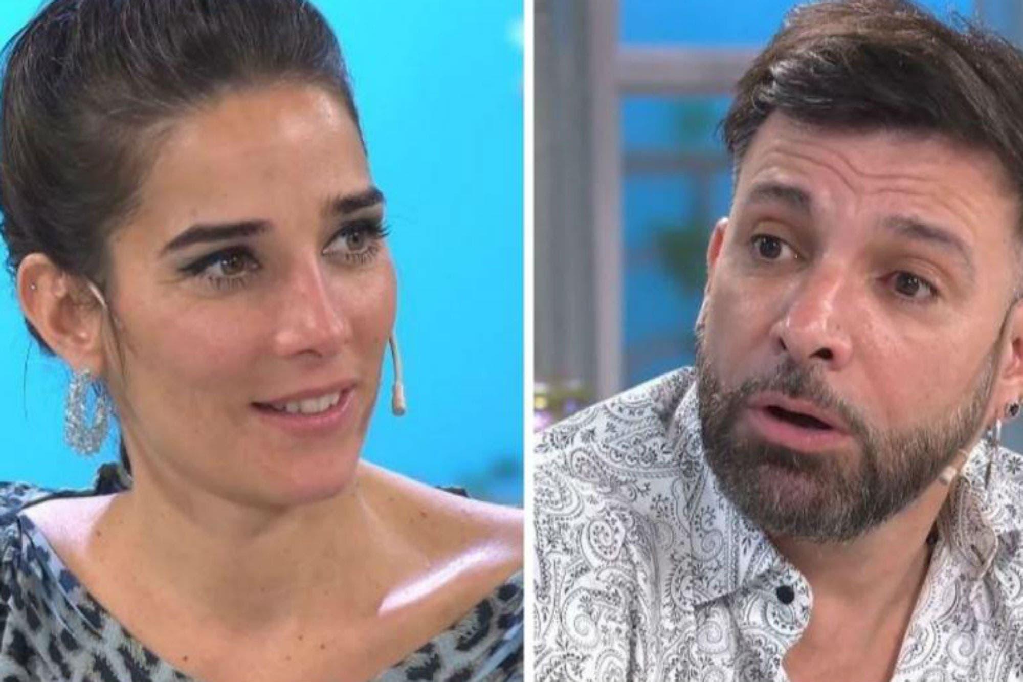 Almorzando con Mirtha Legrand: Juana Viale y Martín Bossi confesaron que durmieron juntos