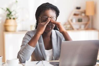 Tu mente se aturde con todas las tareas pendientes... si haces planes para resolverlas o incluso aplazarlas, te sentirás aliviada.