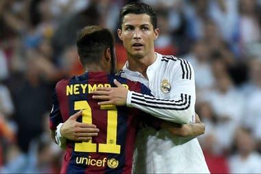Cristiano y Neymar partieron primero, ahora lo hará Messi