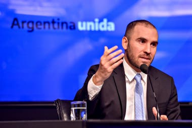 El ministro de Economía, Martín Guzmán, es el encargado ahora de realizar la actualización de los precios del biocombustible